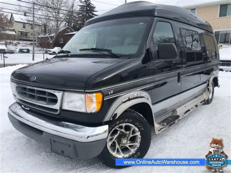 how to work on cars 2000 ford econoline e150 free book repair manuals 2000 ford econoline e150 recreational conversion 7 passenger luxury van td dvd bed 129k only