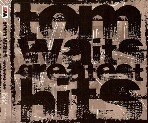 best of tom waits tom waits greatest hits cd at discogs