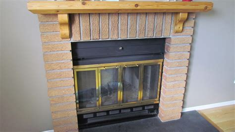 Building A Mantel On A Brick Fireplace by Woodworking Diy Faux Fireplace Mantel Shelf Plans Pdf