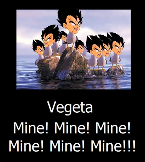 Mine Meme - vegeta s mine mine meme by colordrake on deviantart
