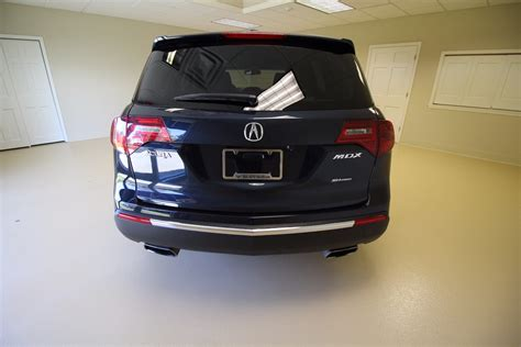 2012 acura mdx advance package 2012 acura mdx 6 spd at w advance package stock 17183
