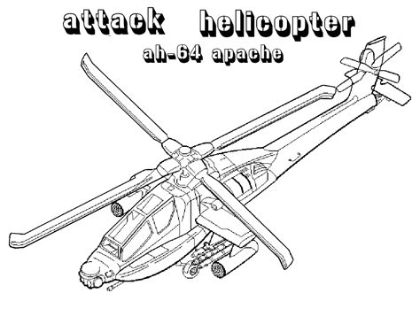 apache helicopter coloring page apache attack helicopters coloring pages for kids xv