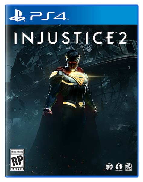 Ps4 Injustice 2 New injustice 2 ps4 playstation