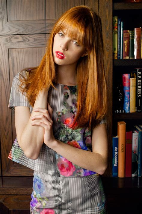 are bangs in or out for 2015 long ginger hairstyles with bangs wardrobelooks com