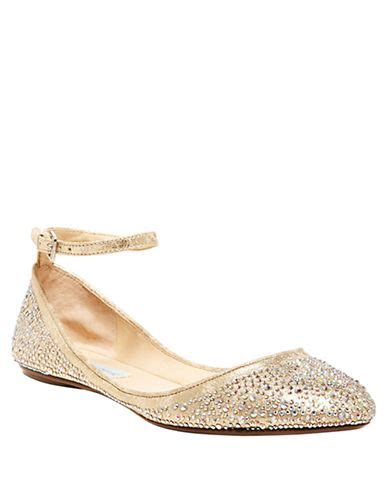 glass slipper flats everyday glass slippers are metallic flats for you style