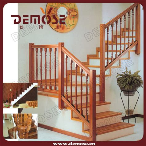 Simple L by China Simple L Shaped Wood Stairs Design Dms S1008