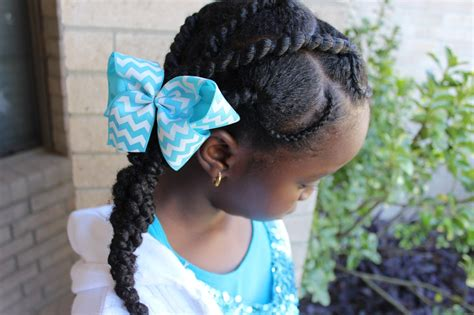 Cornrow Hairstyles For Hair Tutorial by Discoveringnatural Threading And Cornrow Hairstyle