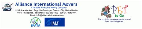 records storage companies in the philippines aims list of services alliance international movers and