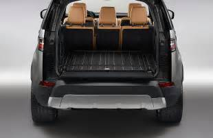 duckworth land rover the all new discovery 5 interior