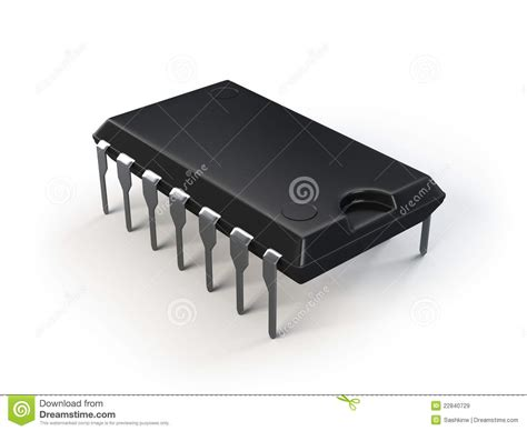 P89lpc932ba S Micro Chip microchip royalty free stock images image 22840729