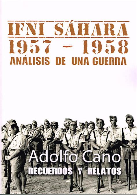 libro ifni sahara 1957 1958 anlisis el rinc 243 n de sidi ifni portada
