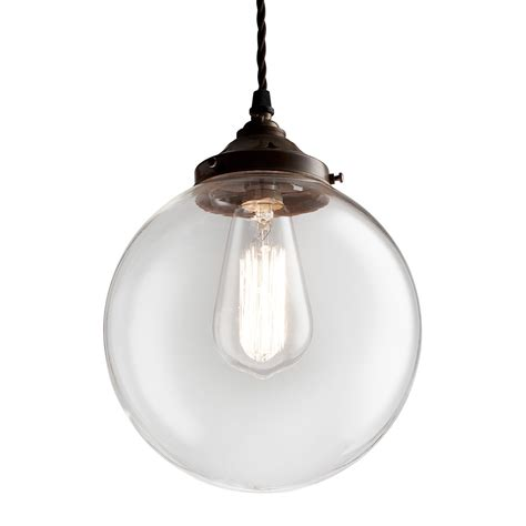 large glass pendant light buy school electric brown glass globe pendant light
