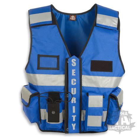 security vest tactical security duty patrol vest blue sia industry door staff ebay