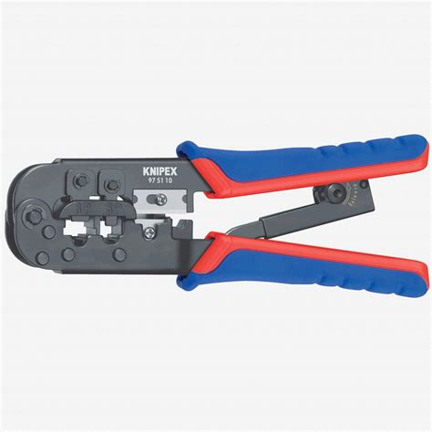 Best Product 2 In 1 Modular Crimping Bestguard C6861 knipex 97 51 10 crimping pliers for western plugs multigrip