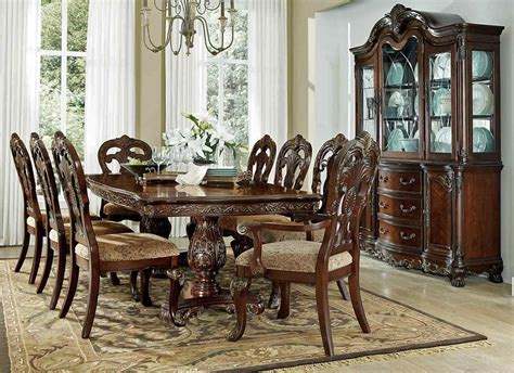 round dining room sets for 8 round formal dining table for 8 sesigncorp