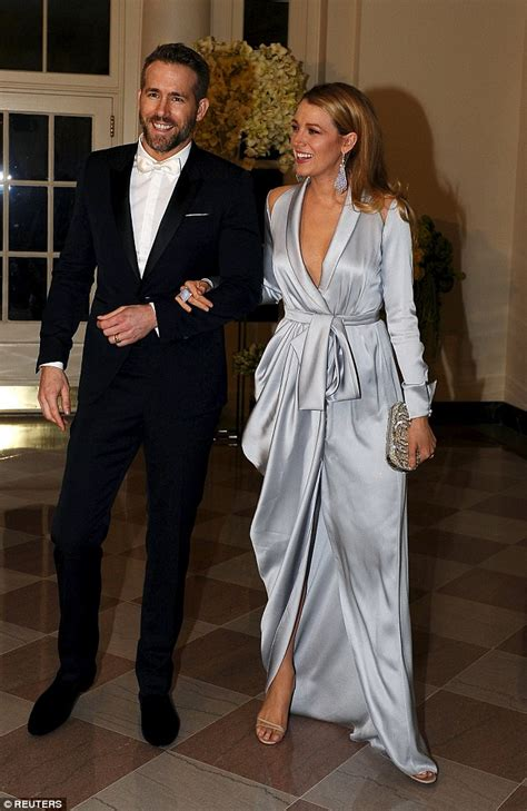 blake lively flashes  spanx  husband ryan reynolds