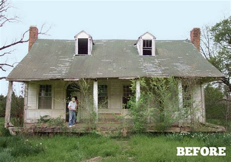 before and after home reviving an old plantation house in mississippi hooked