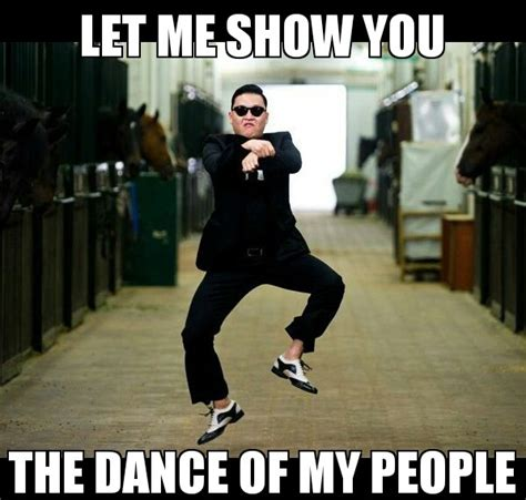Gangnam Style Meme - gangnam style by rex owen on deviantart