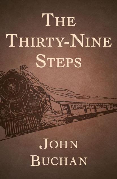 Thirty Nine Steps the thirty nine steps by buchan paperback barnes