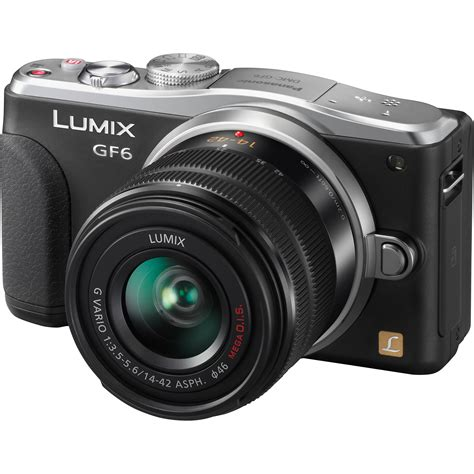 panasonic lumix mirrorless panasonic lumix dmc gf6 mirrorless micro four thirds dmc gf6kk