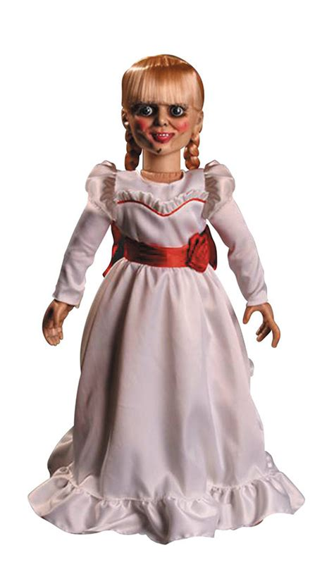 annabelle doll name annabelle doll the conjuring doll figure prop replica at