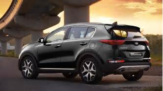 2016 kia sportage rear quarters press indian autos