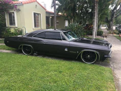 1965 impala custom for sale photos technical