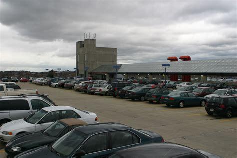 Alewife Parking Garage file alewife parking garage roof level jpg wikimedia commons