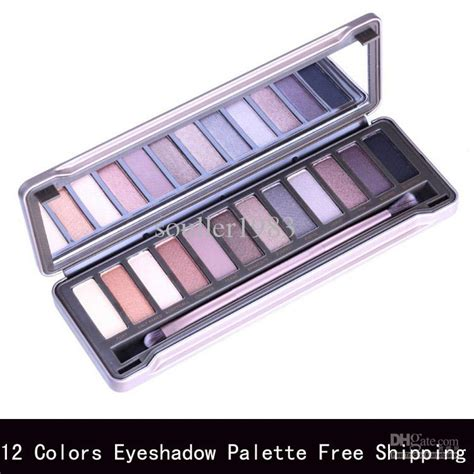 4 Decay New High Quality Termurah brand new high quality make up eyeshadow palette without lip junkie eyeshadow discount