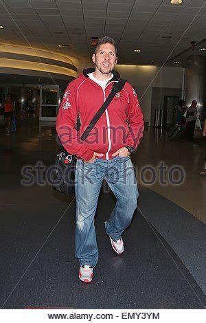 Lands In Los Angeles by Park Who Played Darth Maul Lands In Los Angeles At Lax