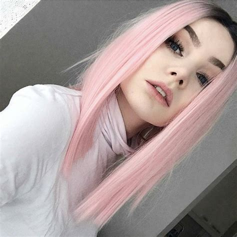 Pink And Black Hairstyles by 10 Medium Length Hairstyles For Thick Hair In