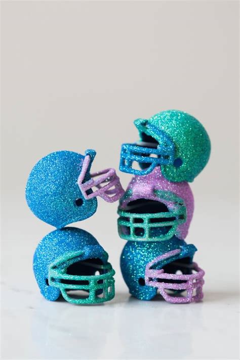 12 colorful diy super bowl party decorations diy to make