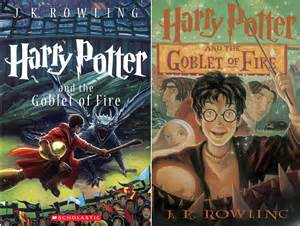 New harry potter book covers unveiled