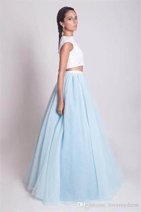 Dress Tutu Blue White 2016 white and sky blue tutu skirt evening dresses