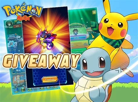 Pokemon Game Giveaway - how to play pokemon game pokemon mega novice packs giveaway news mod db