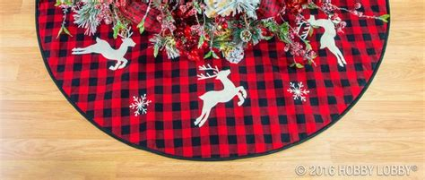 hobby lobby tree skirts 17 best images about decor on cheer