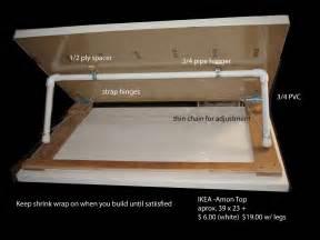 diy drawing desk diy drafting table pdf woodworking