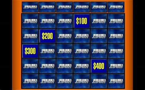 New Jeopardy 98 Theme Powerpoint Game New Version 1 7 2013 Youtube Jeopardy Theme Song For Powerpoint