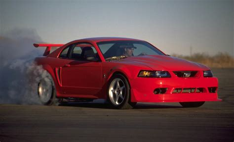 ford svt mustang cobra r car and driver