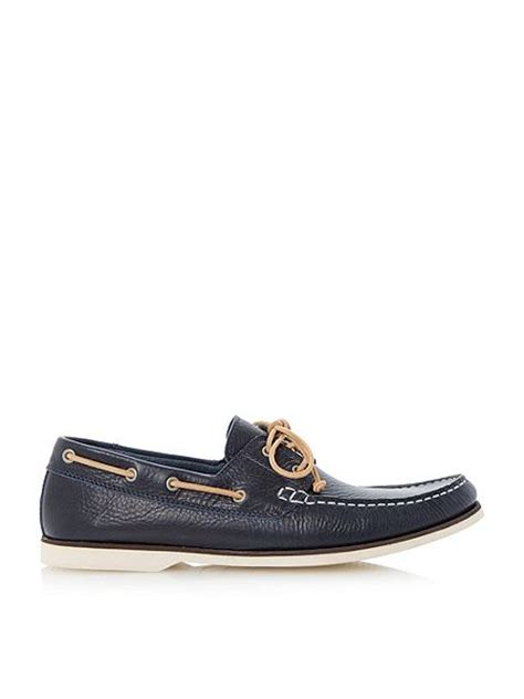 bertie shoes house of fraser bertie battleship slip on casual boat shoes navy house