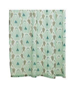 blue ikat shower curtain blue ikat shower curtain 8 stylish shower curtains