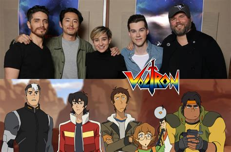 new voltron movie new voltron trailer cast the geeko
