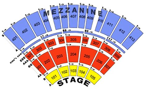 nokia theater seating map pin nokia seating chart on