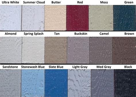 valspar exterior paint color chart exterior stain colors attractive personalised home design