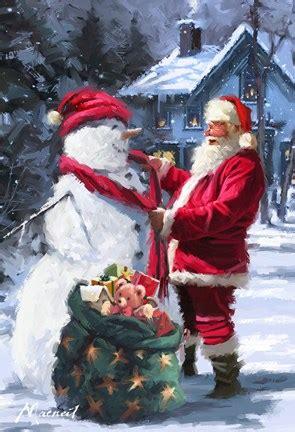 snowmans gift fine art print   macneil studio