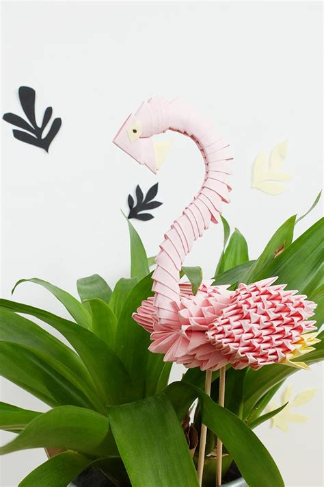 3d Origami Flamingo - 138 best flamingos vintage and more images on