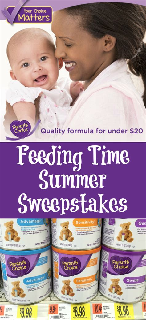 Win Parents Sweepstakes Today - win 100 from parent s choice sweepstakes