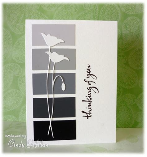 Papercraft Card Ideas - 41 creative paint chip crafts do small things with