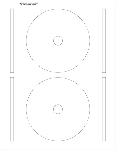 cd label template hub printable