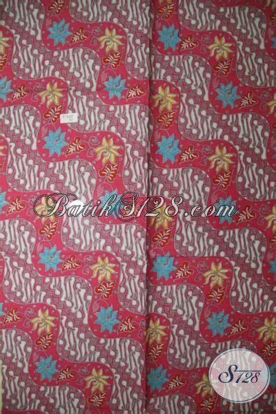 Kain Batik Print Halus 12 jual kain batik print berkwalitas tinggi batik halus warna merah motif unik dan klasik